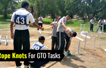10 Rope Knots For GTO Tasks