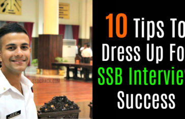 10 Tips To Dress Up For SSB Interview Success