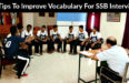 10 Tips To Improve Vocabulary For SSB Interview