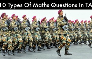10 Types Of Maths Questions In TA