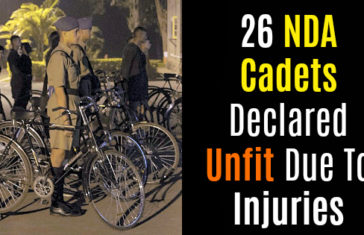 26 NDA Cadets Declared Unfit Due To Injuries