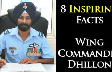 8 Inspiring Facts About Wing Commander Dhillon Who Martyred In Helicopter Crash