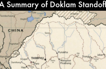 A Summary of Doklam Standoff