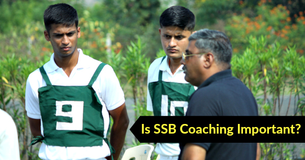 Is SSB Coaching Important