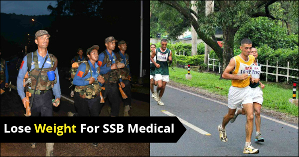 Lose Weight For SSB Medical