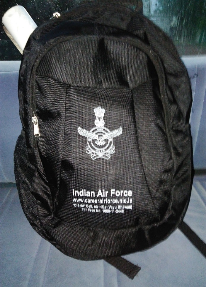 Indian Air Force Bag