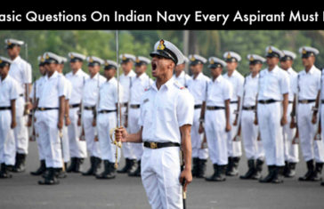 50 Basic Questions On Indian Navy Every Aspirant Must Know