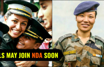 GIRLS MAY JOIN NDA SOON