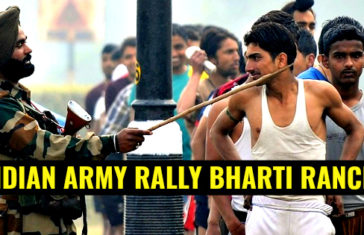 Indian Army Rally Bharti Ranchi 2017 [Apply Now]