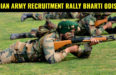 Indian Army Recruitment Rally Bharti Paradip (ODISHA) Oct 2017