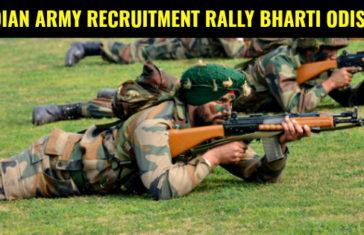 Indian Army Recruitment Rally Bharti Paradip (ODISHA) Oct 2017