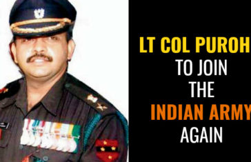LT COL PUROHIT TO JOIN THE INDIAN ARMY AGAIN