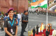 Meet Lt Col Kanchan Kulhari 1st AMC Officer Assisted PM In Hoisting The National Flag