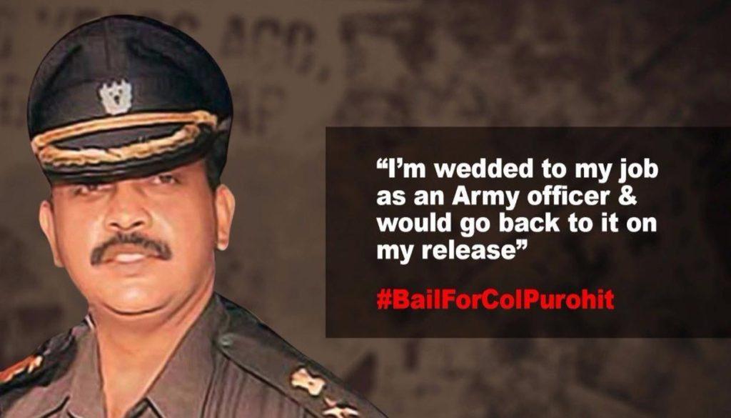 Lt Col Purohit
