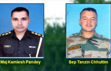 Major Kamlesh Pandey