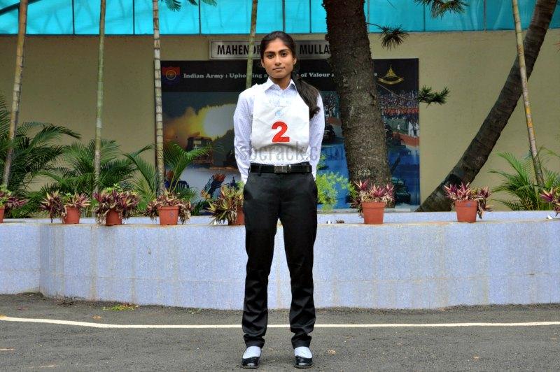 female ssb candidate