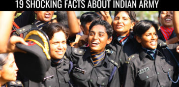 19 SHOCKING FACTS ABOUT INDIAN ARMY