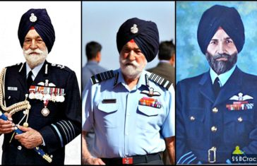 IAF Marshal Arjan Singh For You