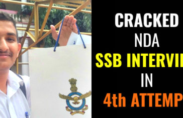 Cracked SSB Interview In 4th Attempt To Join Indian Air Force