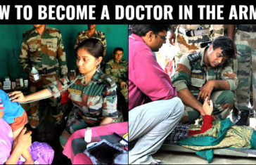 HOW TO BECOME A DOCTOR IN THE ARMY