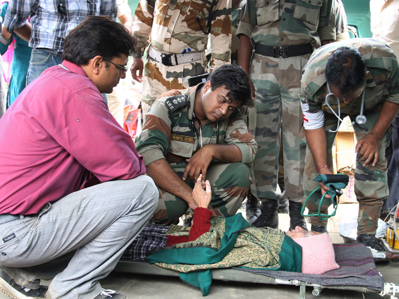 Indian Army Doctor 1