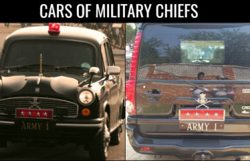 Indian MILITARY CHIEFS