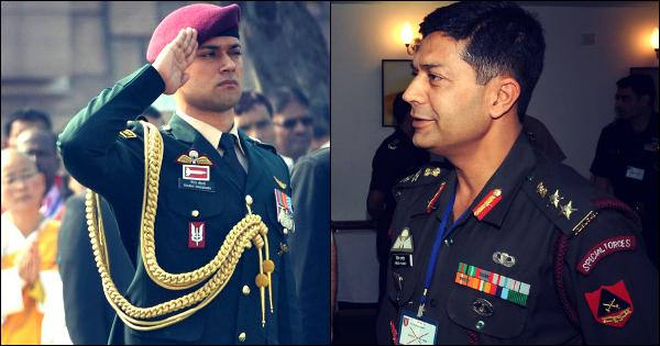 Decoding The Badges Of A Para Sf Commando