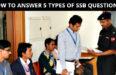SSB QUESTIONS