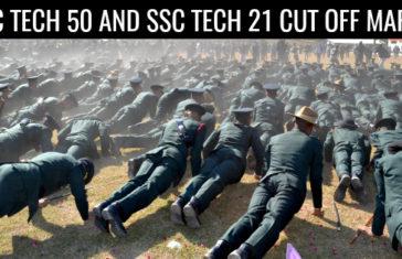 SSC 50 SSCW 21 Tech SSB Dates [Men & Women]