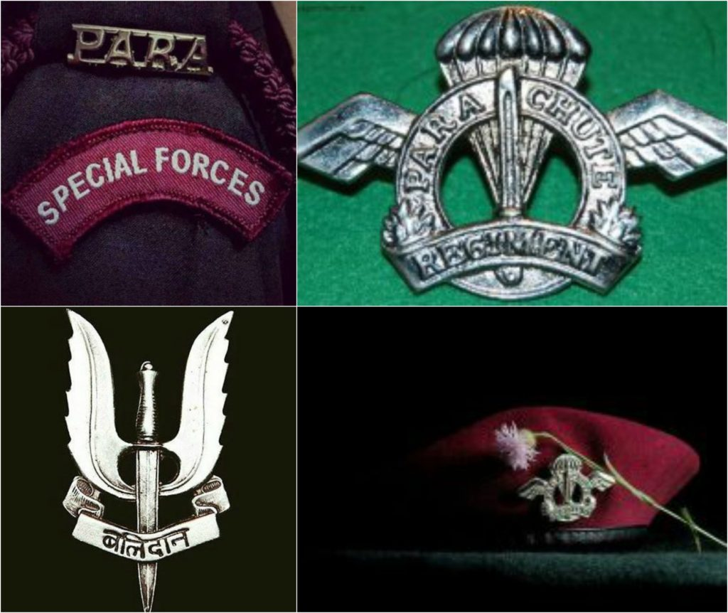 para special forces