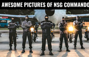 10 AWESOME PICTURES OF NSG COMMANDOS
