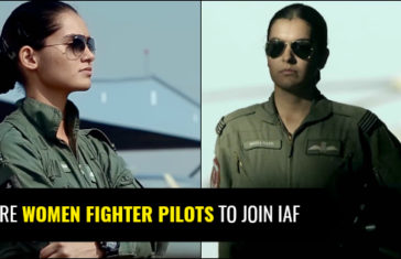3 MORE WOMEN FIGHTER PILOTS TO JOIN IAF