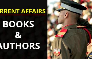 BOOKS & AUTHORS list