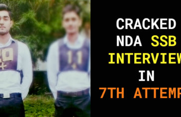 CRACKED NDA SSB INTERVIEW IN 7TH ATTEMPT