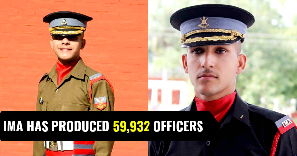 IMA HAS PRODUCED 59,932 OFFICERS