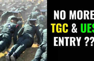 TGC & UES