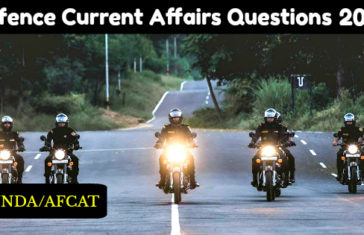 Defence-Current-Affairs-Questions-2018