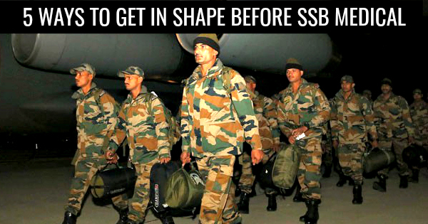 5 WAYS TO GET IN SHAPE BEFORE SSB MEDICAL