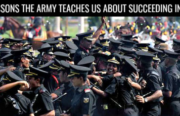 7 LESSONS THE ARMY TEACHES US ABOUT SUCCEEDING IN LIFE