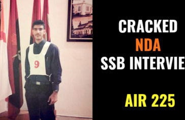 CRACKED NDA SSB INTERVIEW AIR 225