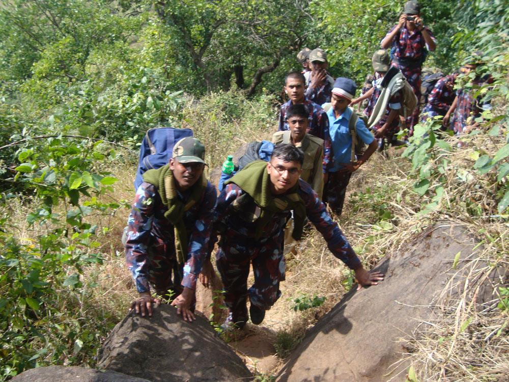 NCC Trekking