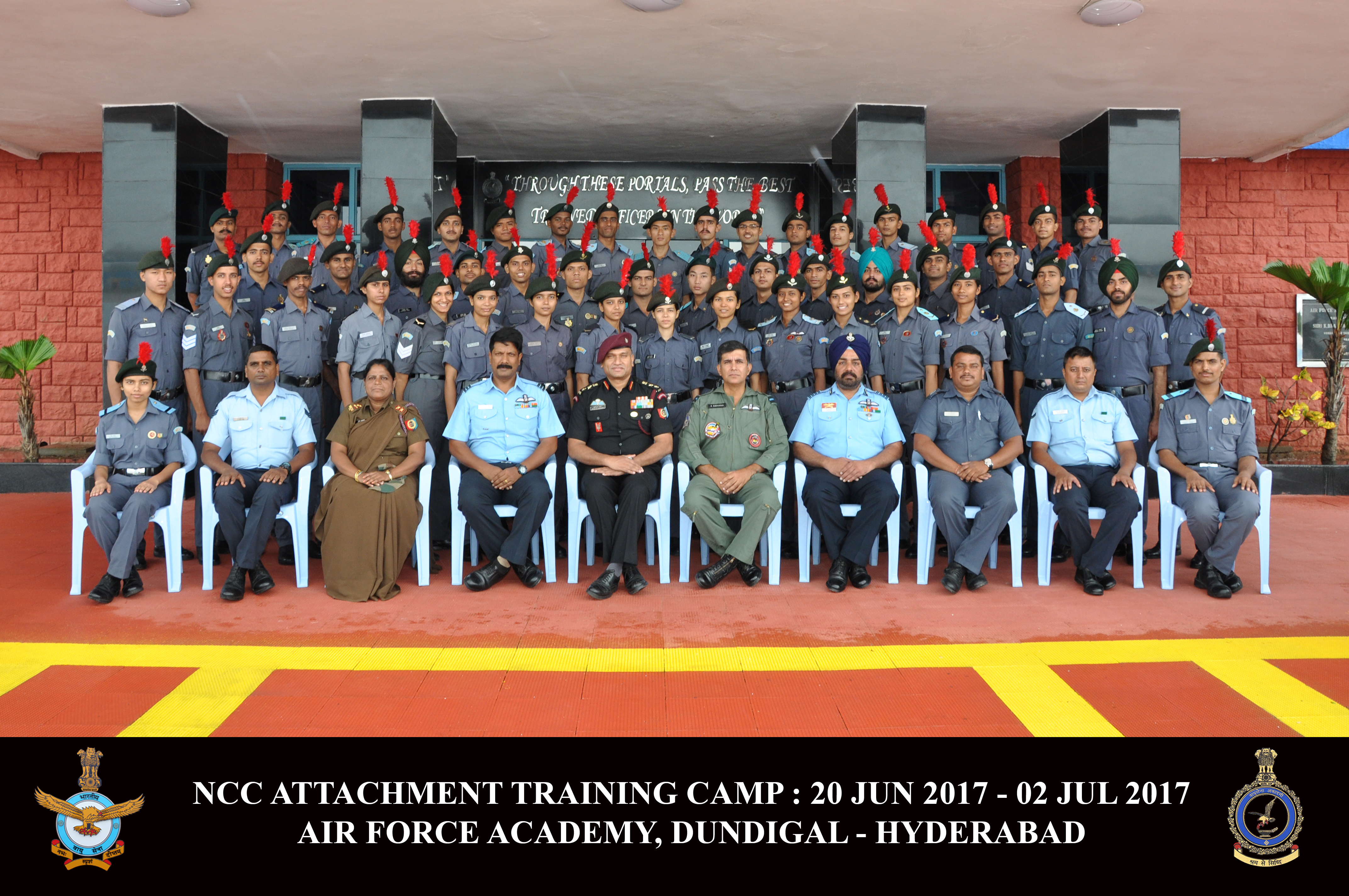 NCC Attachment Training Air Force