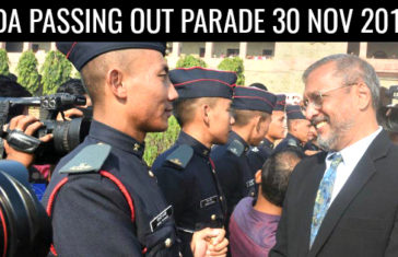 NDA PASSING OUT PARADE 30 NOV 2017