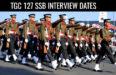 TGC 127 SSB Interview Dates [UPDATED]