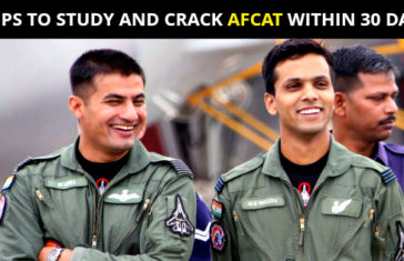 8 TIPS TO STUDY AND CRACK AFCAT WITHIN 30 DAYS