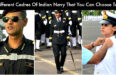 Navy Cadres