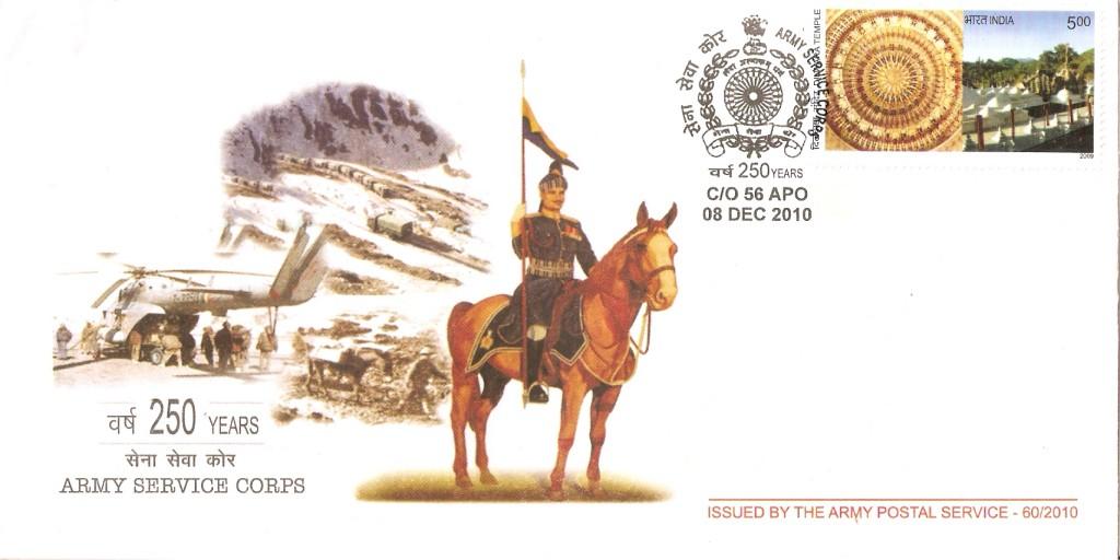 Postal stamp asc