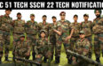 SSC 51 TECH SSCW 22 TECH NOTIFICATION