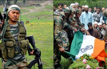 indian army martyr 2017