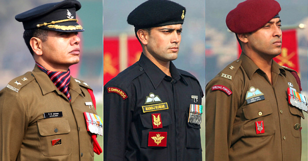 8 Uniforms Of The Indian Army That You Have To Earn